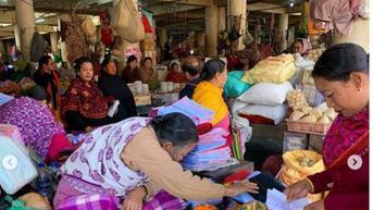 Pasar Khusus Pedagang Perempuan di India Siap Dibuka Kembali