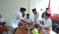 KPU Kota Tangerang melakukan verifikasi faktual partai politik (Liputan6.com/ Pramita Tristiawati)
