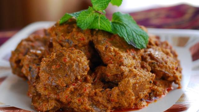 Rendang Sampai Sayur Lodeh Menu Festival Kuliner Nusantara
