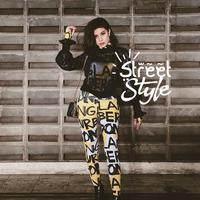 Street style Awkarin. (Instagram/awkarin)