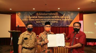 Wali Kota Tarakan dr. H. Khairul, M. Kes.