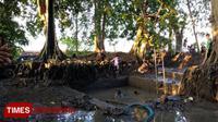 Petirtan kuno yang terletak di Dusun Sendang, Desa Manikrejo, Kecamatan Rejoso, Kabupaten Pasuruan. (Times Indonesia/Robert Ardyan)