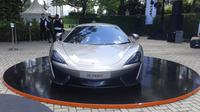 McLaren Automotive, meluncurkan McLaren 570S di Jakarta, Kamis (14/4/2016), dengan harga Rp 7 miliar.