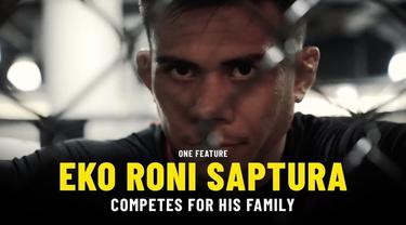 Berita Video Arti Kesuksesan Bagi Eko Roni Saputra, Petarung Indonesia di One Championship