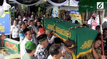 Korban pertama Lion Air Jt 610 yang berhasil diidentifikasi adalah jenazah Jannatun Cintya Dewi.