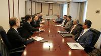 Menteri Jonan di Tokyo untuk finalisasi Blok Masela, Dok: Kementerian ESDM
