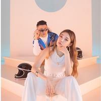 Rich Brian dan Chung Ha (Sumber: Instagram/chungha_official)