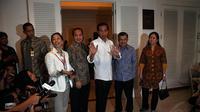 Jokowi-JK akan segera mendapat laporan dari 22 Pokja Tim Transisi yang segera mengakhiri tugas mereka (Liputan6.com/Miftahul Hayat)