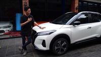 Ziko Harnadi, drifter Tanah Air kepincut mobil berpenggerak motor listrik