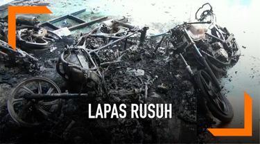 Kerusuhan di Lapas Narkotika Langkat Sumatera Utara hari Kamis (16/5) menyebabkan gedung lapas rusak parah. Apa sebenarnya pemicu aksi brutal para narapidana itu?