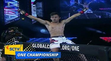 Berita video laga-laga seru MMA One Championship, Global Superheroes yang ditayangkan SCTV pada Sabtu (27/1/2018).