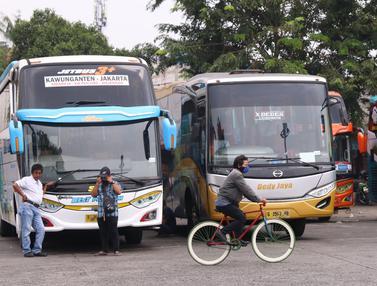 Pemprov DKI Jakarta Cabut SIKM Bagi Pengguna Transportasi Jarak Jauh