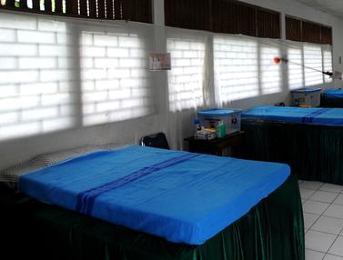 Warga Pondok Labu Sulap Gedung Karang Taruna Jadi Tempat Isolasi Covid-19
