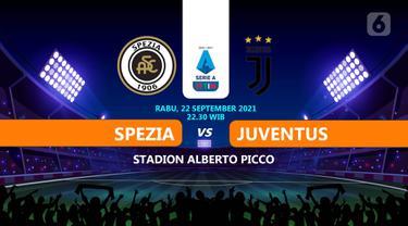 Prediksi Spezia vs Juventus