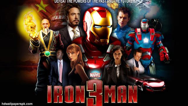 5 Alasan Iron Man 3 Wajib Tonton Showbiz Liputan6 Com
