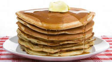 5 Cara Buat Pancake Enak untuk Sarapan