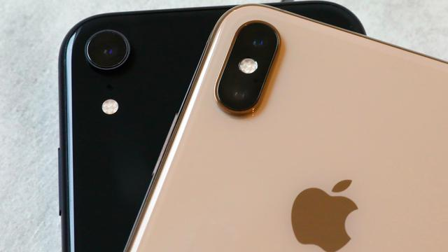 Ilustrasi iPhone