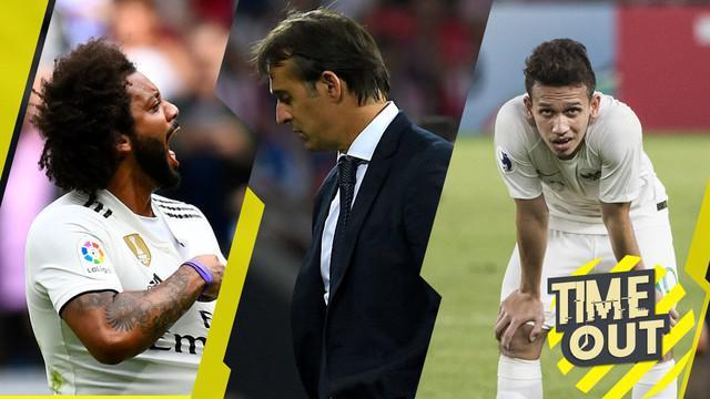 Berita video Time Out yang membahas tentang nasib pelatih Real Madrid, Julen Lopetegui dan peluang Timnas Indonesia U-19 di Piala AFC U-19.