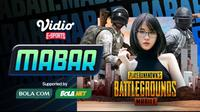 Larissa Rochefort kembali hadir dalam program spesial Main Bareng dari Vidio eSports. (dok. Vidio)