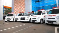 Grup Astra sumbang Daihatsu GranMax dan Toyota Kijang Innova ambulans ke BNPB. (ist)