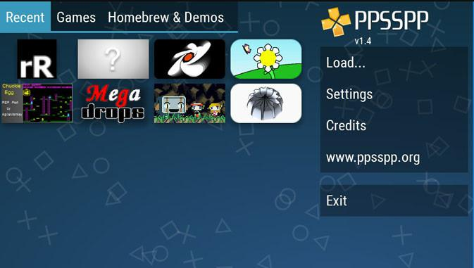 PPssPP. (Doc: Google Play Store)
