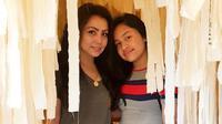 Mayangsari dan Khirani Siti Hartina Trihatmodjo (Sumber: Instagram/@mayangsaritrihatmodjoreal)