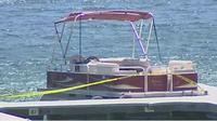 Naya Rivera dinyatakan hilang setelah datang ke Danau Piru bersama putranya. (Sumber: CBS local)