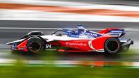 Penampakan mobil Formula E yang bertenaga listrik (Istimewa)