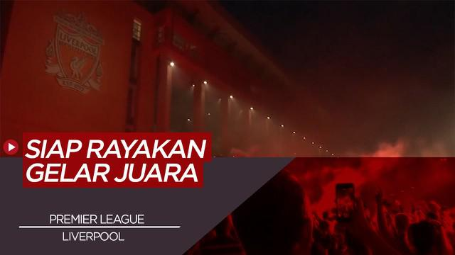 Berita Video Liverpool Bersiap Angkat Trofi di Anfield Usai Lawan Chelsea Dini Hari Nanti