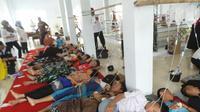 Puluhan santri pondok di Tegal keracunan usai berbuka puasa. Foto: (Fajar Ekon Nugroho/Liputan6.com)