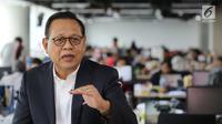 Calon Gubernur Jawa Barat Mayjen TNI (Purn) Sudrajat. (Liputan6.com/Fery Pradolo)