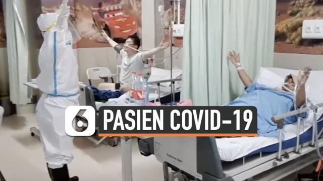 Melonjaknya pasien Covid-19 di DKI jakarta membuat fasilitas perawatan dan ruang isolasi semakin menipis. Jakarta Pusat siapkan sejumlah gelanggan olahraga dan gedung kesenian untuk tampung pasien OTG.