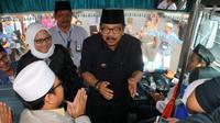 Gubernur Jawa Timur Soekarwo (Antara/Suryanto)