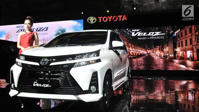 880+ Gambar Mobil Toyota Avanza Veloz Terbaru HD