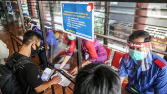 Wajib Tes PCR, Penumpang Kedatangan Internasional di Bandara Soetta Harus Tunggu 2,5 Jam