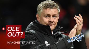Berita video Scroll Up kali ini tentang tagar #OleOut menjadi trending setelah Manchester United kalah dari Burnley 0-2 di Old Trafford, Kamis (23/1/2020).