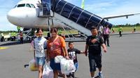 Lolosnya salah seorang siswa SMK ke landasan pacu membuat pihak otoritas Bandara Fatmawati Bengkulu meningkatkan sistem pengamanan (Liputan6.com/Yuliardi Hardjo)