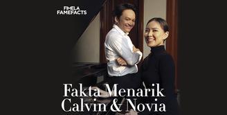 [thumbnail] FameFacts Calvin Jeremy dan Novia