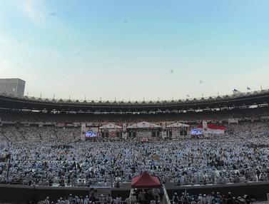 Massa Kampanye Akbar Prabowo - Sandiaga