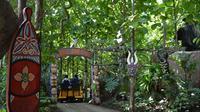 Eco Green Park terletak di jalan Oro-oro Ombo No. 9A, Kota Wisata Batu, Jawa Timur.