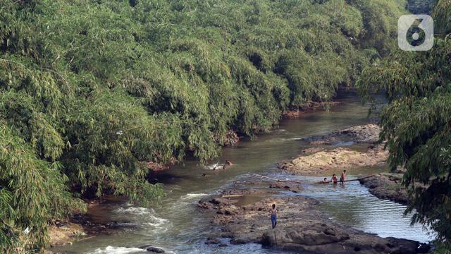 Ciliwung di Hari Sungai Nasional