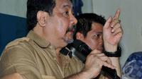 Ketua Badan Pengurus Setara Institute, Hendardi mengatakan, selama ini SBY selalu dikesankan sebagai bapak demokrasi Indonesia. Padahal, terdapat sejumlah paradoks yang sebenarnya sulit dipahami dalam konteks demokrasi, Jakarta, Senin (13/10/2014) (Liputa