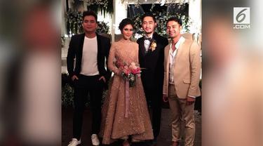 Billy Syahputra dikasih Rp 15 juta oleh Raffi Ahmad saat menghadiri pesta pernikahan adiknya, Syahnaz Sadiqah.