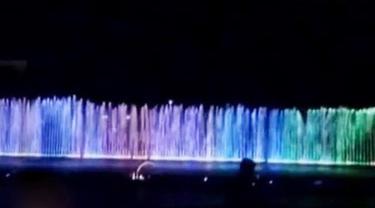 Petualangan Tim Destinasi di kawasan Aceh Selatan, hingga sebuah wahana wisata air mancur menari di Purwakarta.