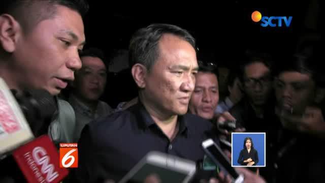 Andi menuding kubu Gerindra berselingkuh politik. Ada miliaran rupiah yang mengalir. Ujungnya kader Demokrat Putra SBY batal jadi cawapres.