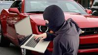 Ilustrasi hacker meretas mobil. Dok: carbay.ph