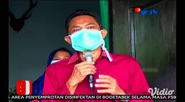 Pasien virus Covid-19 asal Desa Tanjungrejo, Kecamatan Kebonsari, Kabupaaten Madiun, bernama Amil Wahib yang merupakan pasien nomor 2 dari klaster pelatihan haji, Asrama Haji Sukolilo Surabaya, Senin (4/5) dinyatakan sembuh dan diperbolehkan pulang.