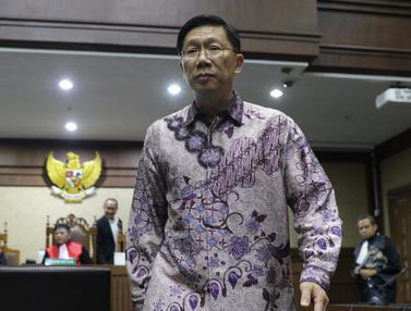 Suap Krakatau Steel, Kenneth Sutardja Dihukum 1 Tahun 9 Bulan Penjara