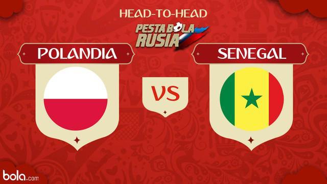 Berita video head-to-head Piala Dunia Rusia 2018: Polandia vs Senegal.