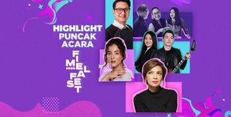 Meriahnya Acara Puncak Fimela Fest 2020